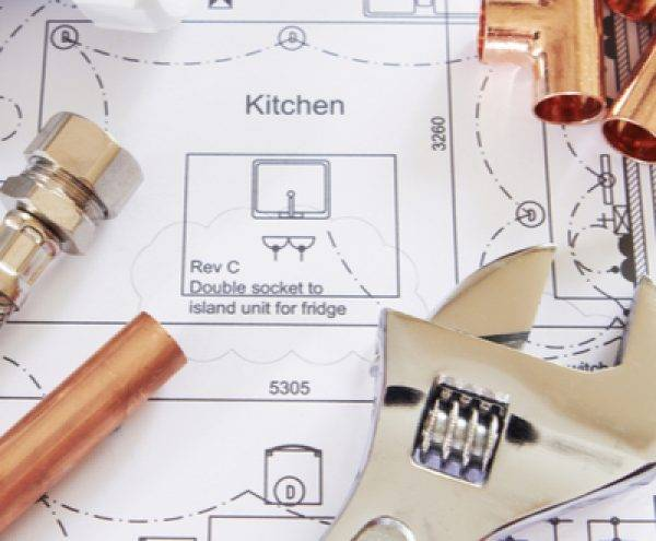 domestic plumbing in Staffordshire and South Cheshire
